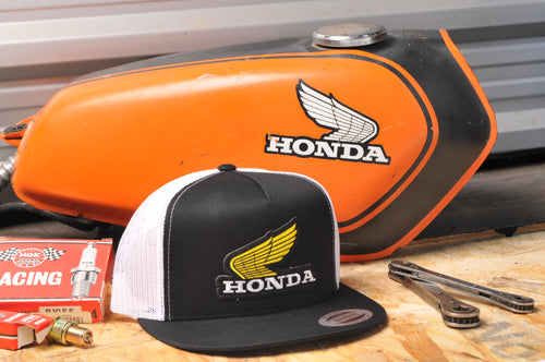 Honda Official Classic Snap-Back Hat