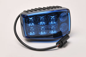 Genuine BMW Motorcycle LED Strobe Light Lamp BLUE - 63177701338 - Police Authority