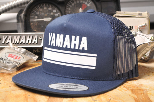 Yamaha Official Legend Snap-Back Hat