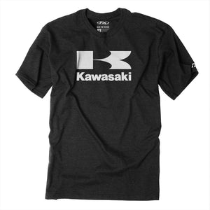 Kawasaki Official Flying K Logo T-Shirt