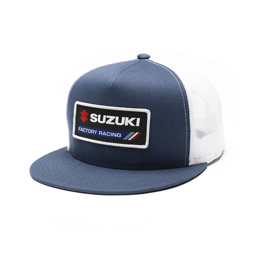 Suzuki Official Factory Racing Snap-Back Hat