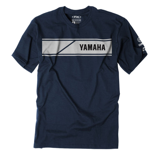 Yamaha Official Speed Block Logo T-Shirt