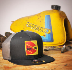 Suzuki Official Racing Team Snap-Back Hat