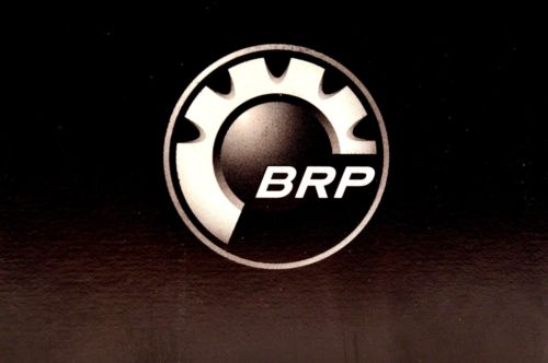New NOS SkiDoo BRP EXHAUST VALVE O-RING 420931765 PAIR (2)