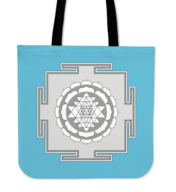 Mandala Tote Bag (Various Colors)