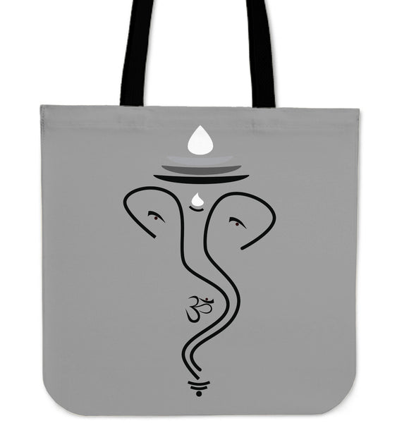 Ganesha Tote (Various Colors)