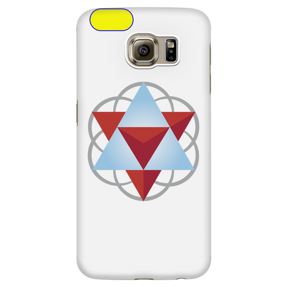 Sacred Geometry Phone Case for Galaxy S6