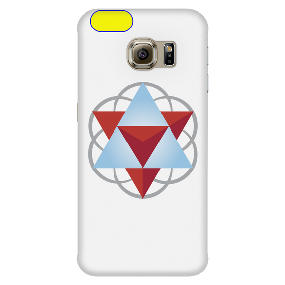 Sacred Geometry Phone Case for Galaxy S6 Edge