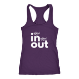 Womens Ujjayi Breathing Next Level Racerback Tank