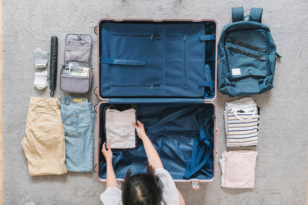The Ultimate Vegan-friendly Packing Checklist