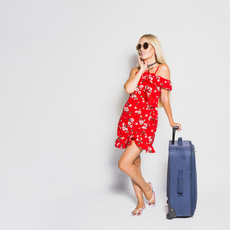 Strong Suitcases-Vegan Luggage