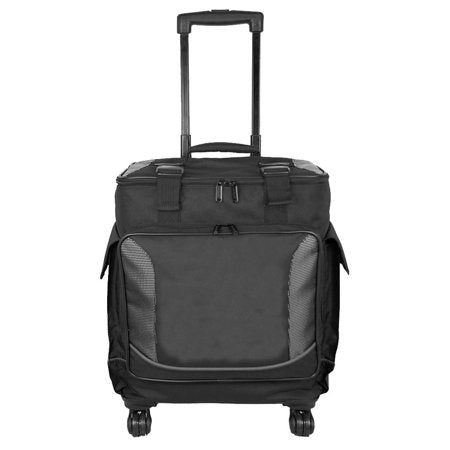 Goodhope Bags Elevated Cooler with 4-Spinner Wheels - Strong Suitcases-Vegan Luggage