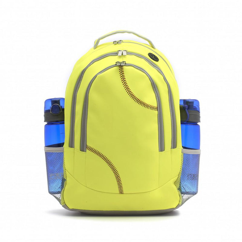 Zumer Sport Softball Backpack - Strong Suitcases-Vegan Luggage