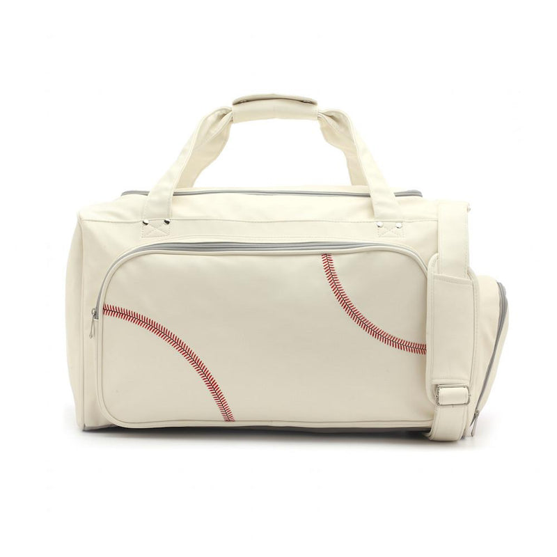 Zumer Sport Baseball Duffel Bag Full-size Travel Duffel Carry-on Bag - Strong Suitcases-Vegan Luggage