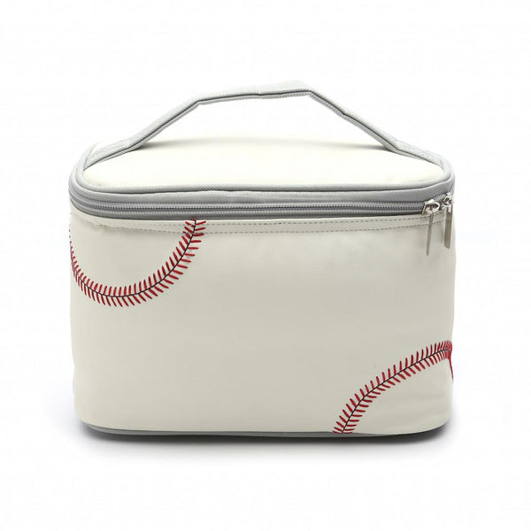 Zumer Sport Baseball Insulated Lunch Box - Strong Suitcases-Vegan Luggage