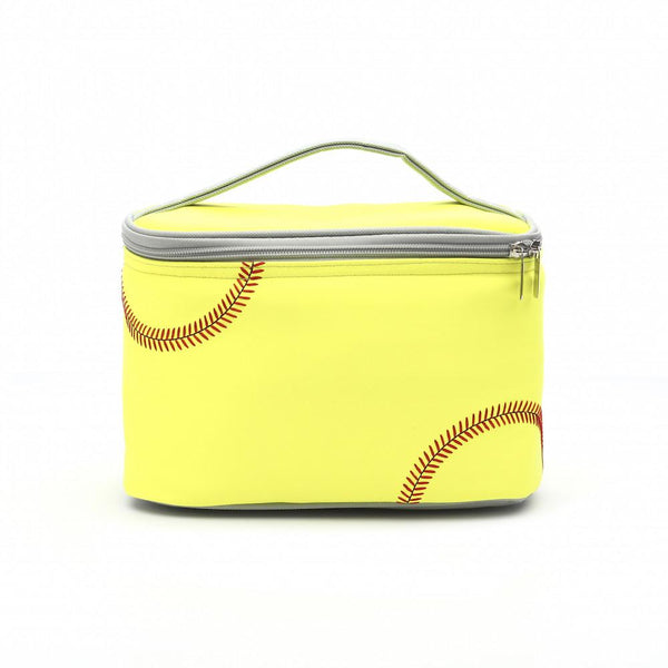 Zumer Sport Softball Insulated Lunch Box - Strong Suitcases-Vegan Luggage