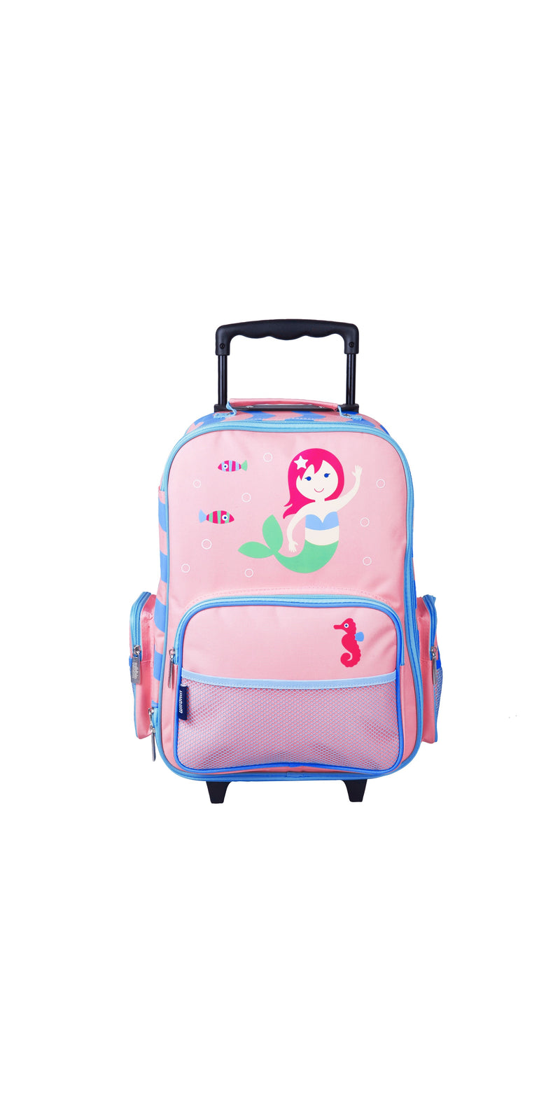 Wildkin Kids Carry-On Rolling Suitcase - Strong Suitcases-Vegan Luggage