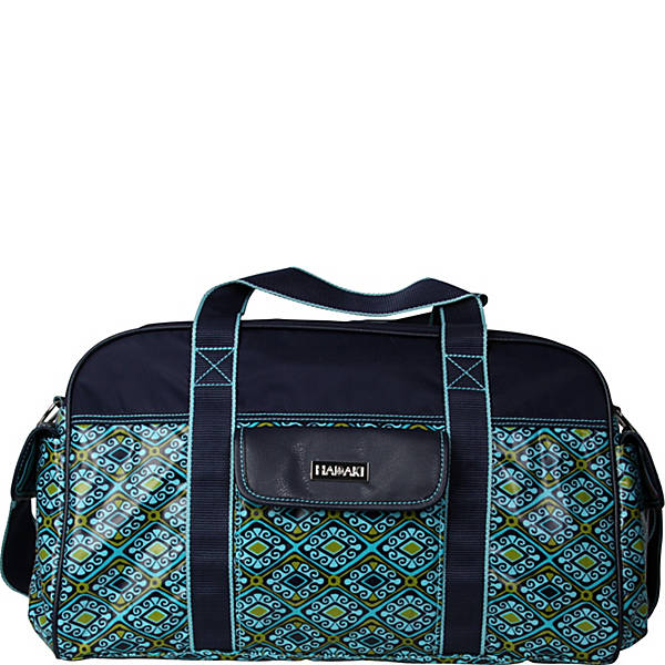 Hadaki Vegan Eco- friendly Coated Cool Duffle