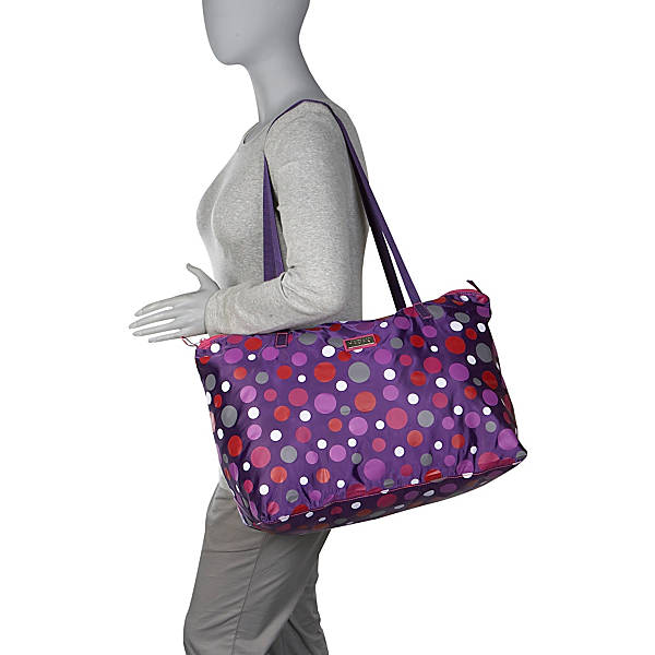 Hadaki Nylon Lagniappe Travel Carry all Tote+Free Gift