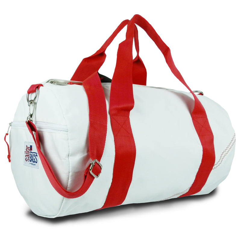 SailorBags Newport Vegan Round Medium Duffel