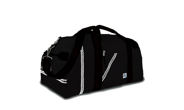 SailorBags Imperial Large Travel Weekend Square Duffel
