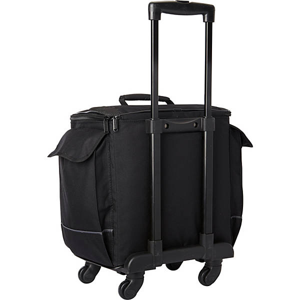 Goodhope Bags 4 Wheel Spinner Wine Bottle Limo Bottle Cooler - Strong Suitcases-Vegan Luggage