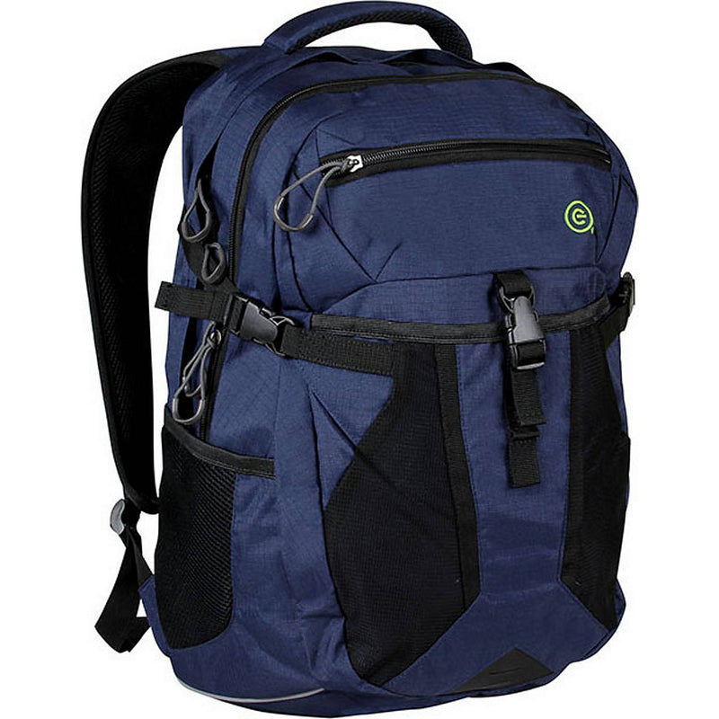"Ecogear Bighorn 17"" Backpack For School College+Free Bottle - Strong Suitcases-Vegan Luggage"