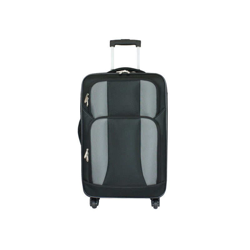 "Goodhope Bags 27"" Spinner Suitcase Carry on with 4 Wheels - Strong Suitcases-Vegan Luggage"