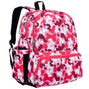 Wildkin 17 inch Kids Backpack Age 8+ - Strong Suitcases-Vegan Luggage