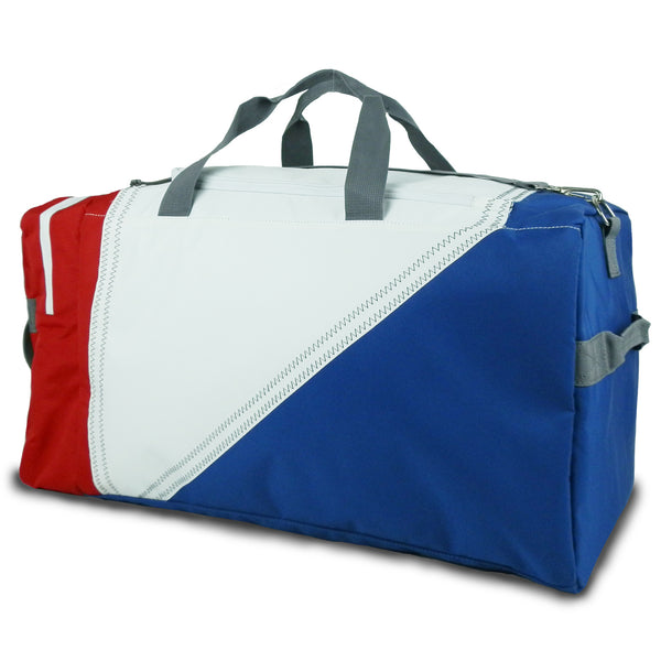 SailorBags Tri-Sail Duffel Bag