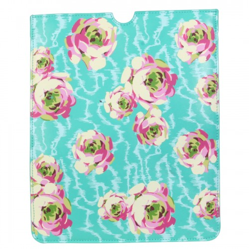 Amy Butler Lucy Vegan Pleather iPad Case