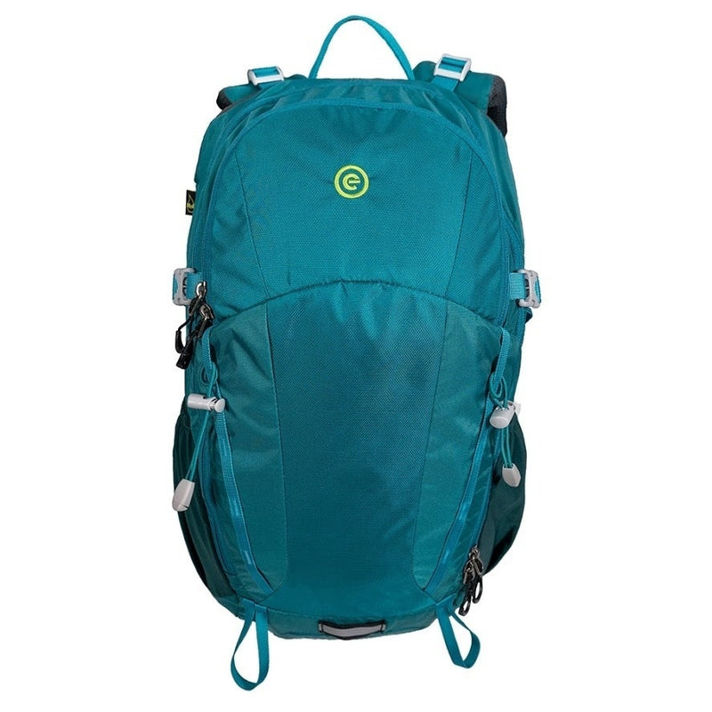 Ecogear Hawksbill 30L Hiking backpack Rain Cover Included+Free Bottle - Strong Suitcases-Vegan Luggage