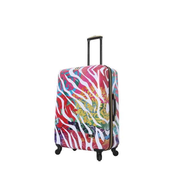 "Halina Bee Sturgis Serengeti Reflections 28"" Spinner Suitcase - Strong Suitcases-Vegan Luggage"