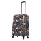"Halina Vicky Yorke Urban Jungle Dogs 20""/24""/28"" Spinner Carry on Suitcase - Strong Suitcases-Vegan Luggage"