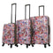 Halina Susanna Sivonen Squad 3 Piece Luggage Set - Strong Suitcases-Vegan Luggage