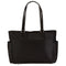Hadaki Work & Play Vegan X-Large Women's Shoulder Tote Black smartsuitcase-com.myshopify.com
