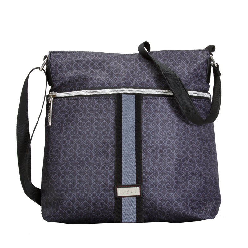 Hadaki Eco-friendly and Vegan Downtown Crossbody Every day Bag +FREE GIFT