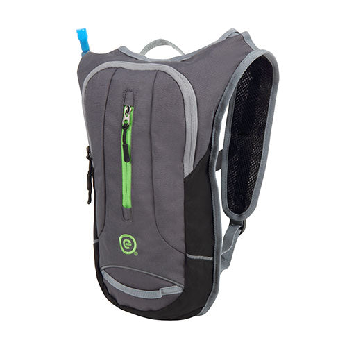 Ecogear Minnow 1.5L Hydration Hiking Trip Backpack+Water Bladder+Free Bottle - Strong Suitcases-Vegan Luggage
