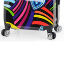 Mia Viaggi Italy Pop Love Hardside Spinner 3Pc Set - Strong Suitcases-Vegan Luggage