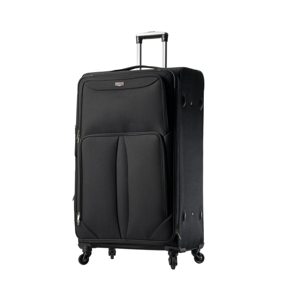 Mia Viaggi Italy Sione Softside 31 Inch Spinner Luggage - Strong Suitcases-Vegan Luggage