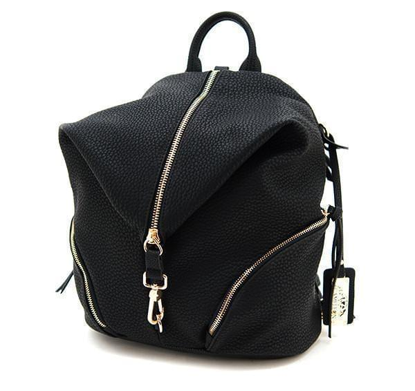 Cameleon Aurora Vegan Leather Stylish Backpack Shoulder Bag With CCW Compartment Free Shipping - Strong Suitcases-Vegan Luggage