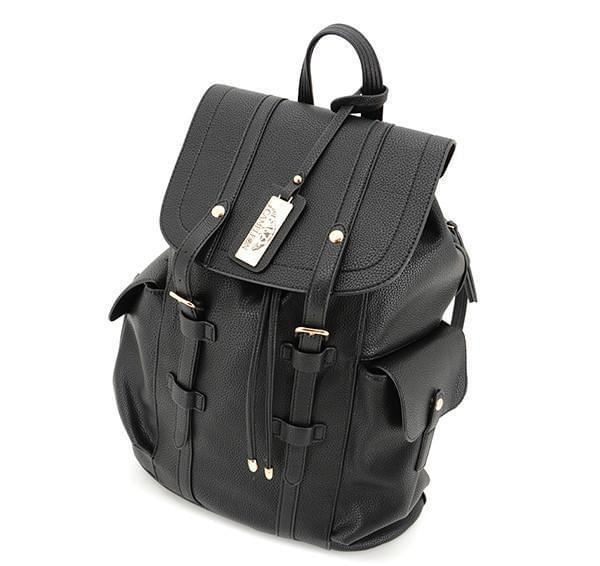 Cameleon Equinox Vegan Leather Backpack Concealed Carry Bag - Strong Suitcases-Vegan Luggage