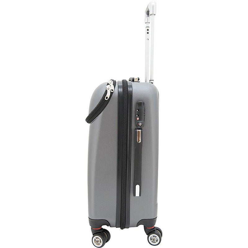 "Carbon Sesto 22"" Eclipse Roller Carry-On Luggage - Strong Suitcases-Vegan Luggage"