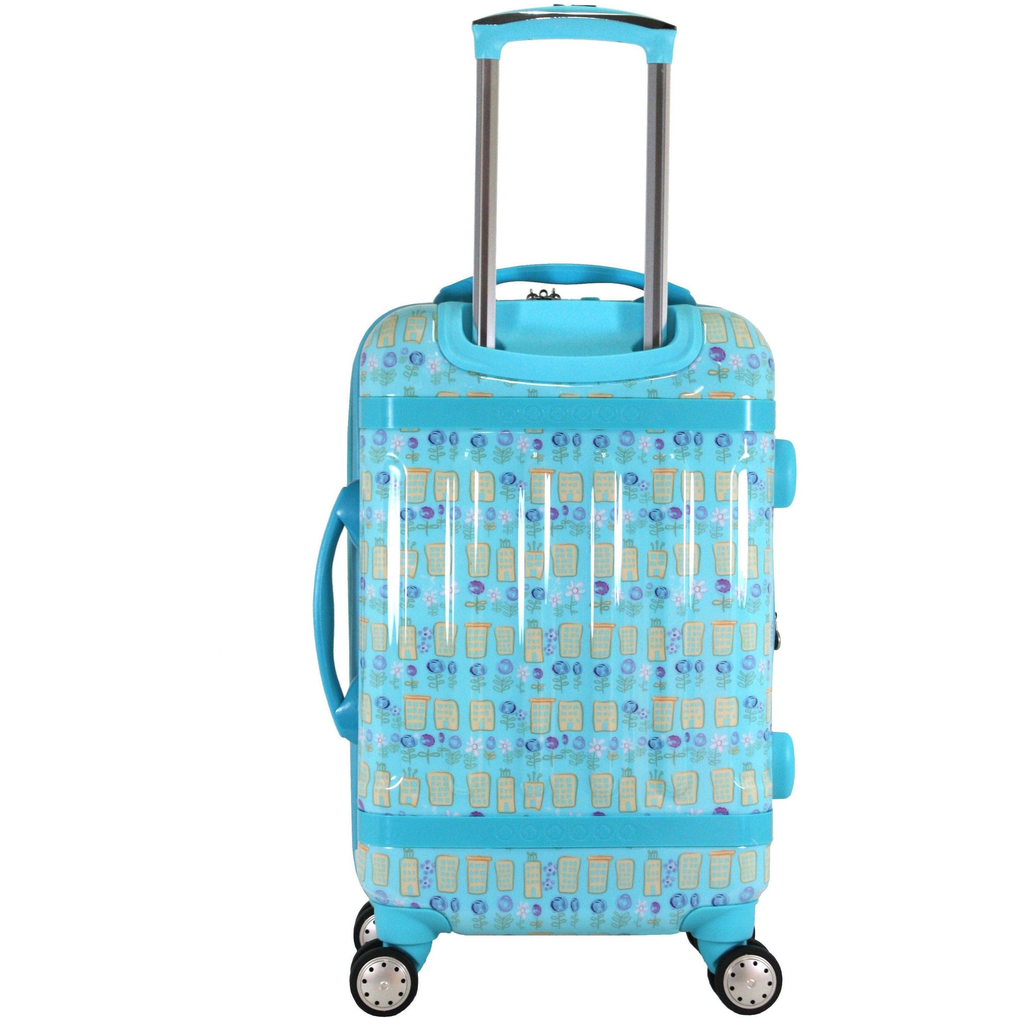 f1078a843684 Strong Suitcases-Vegan Luggage-J World New York TAQOO Polycarbonate ...