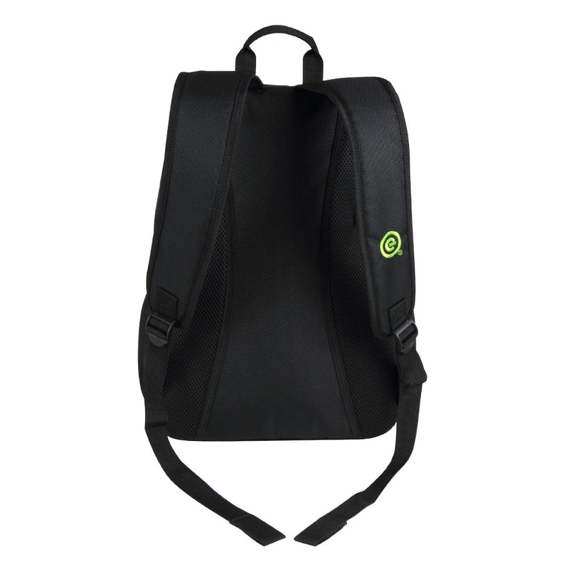"Ecogear Dhole Water Resistant 15"" Laptop Backpack+Free Bottle - Strong Suitcases-Vegan Luggage"