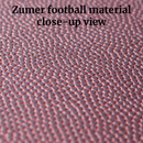Zumer Sport Football Toiletry Bag - Strong Suitcases-Vegan Luggage