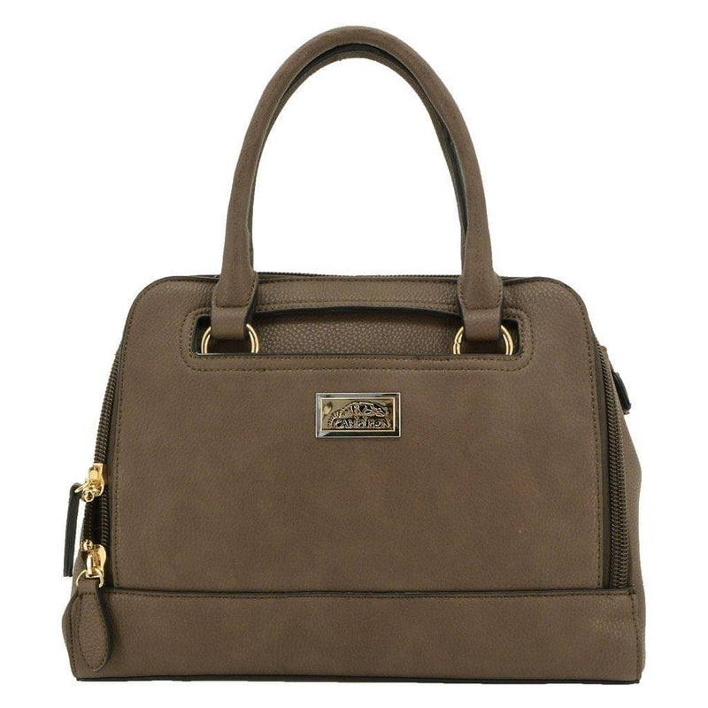 Cameleon Belladonna Vegan Leather Stylish Handbag Shoulder Bag With CCW Compartment - Strong Suitcases-Vegan Luggage