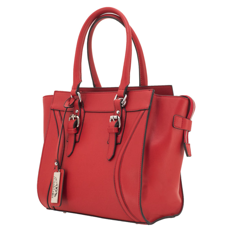 Cameleon luxurious Aphaea Vegan Leather handbag with CCW Compartment - Strong Suitcases-Vegan Luggage
