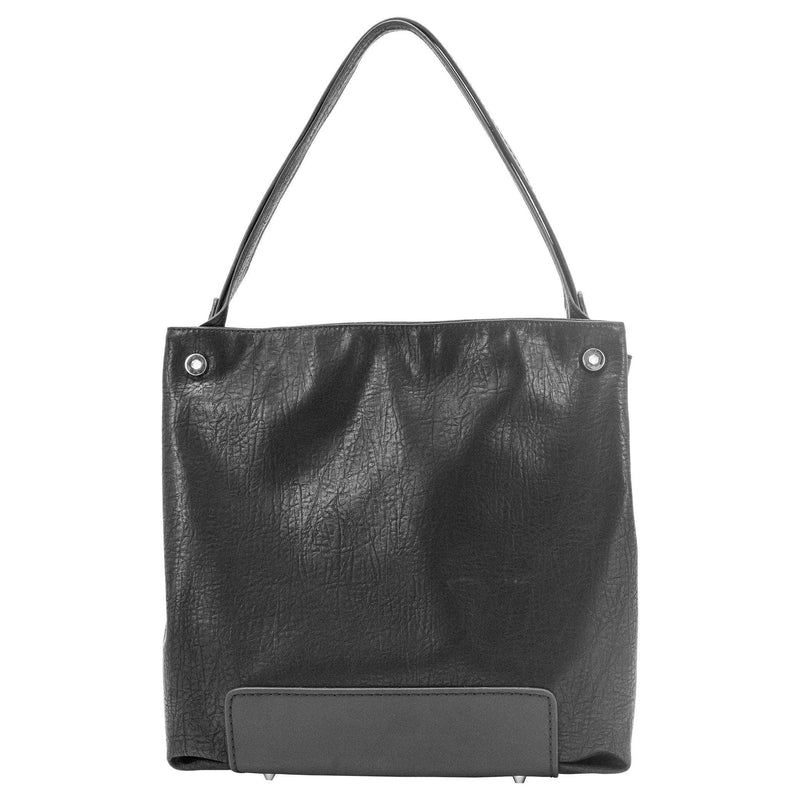 Cameleon Lynx Vegan Leather Handbag Shoulder Tote With CCW Compartment - Strong Suitcases-Vegan Luggage