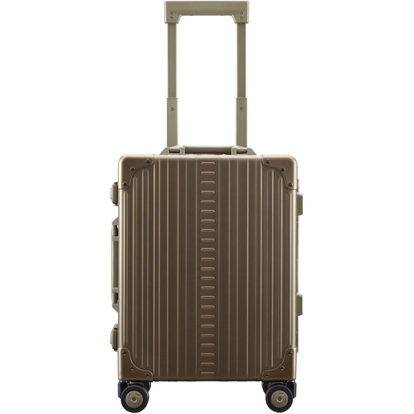 "Aleon 19"" International Carry-On Aluminum Hardside Luggage Free Shipping - Strong Suitcases-Vegan Luggage"